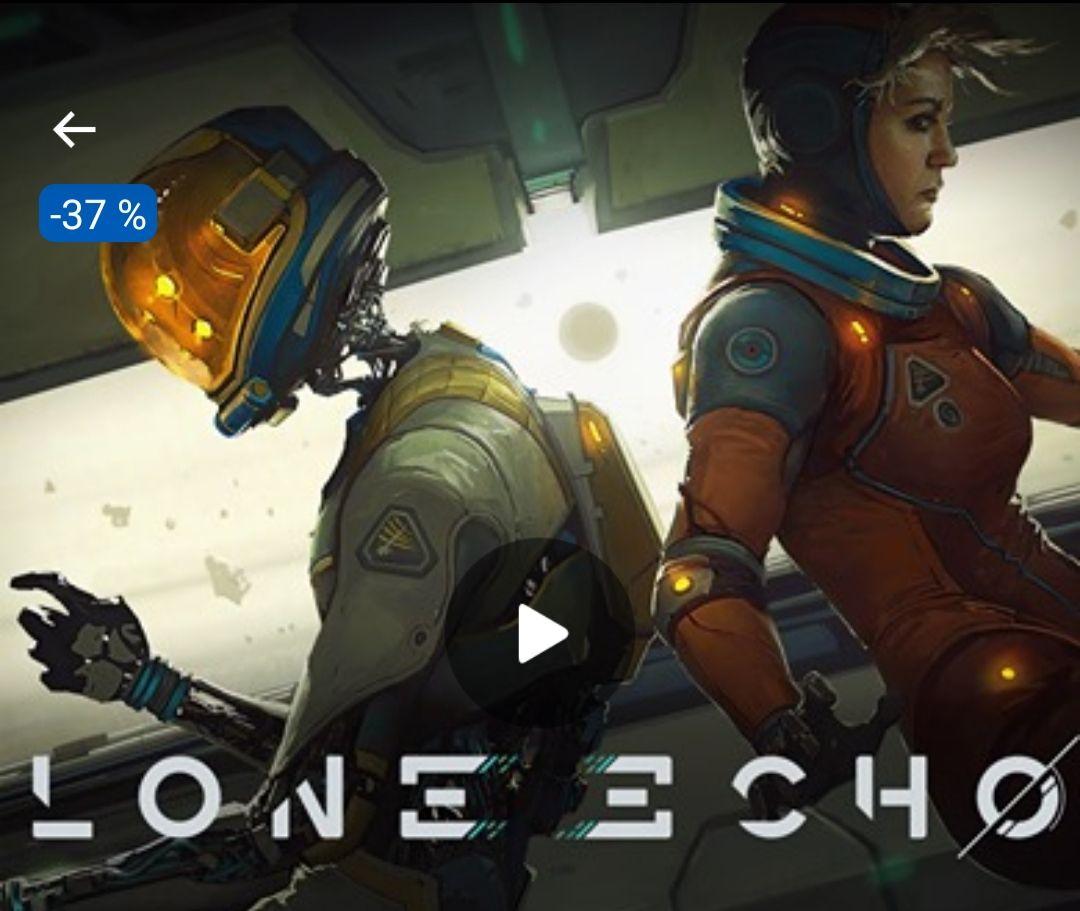 LONE ECHO im Oculus Store -37% günstiger