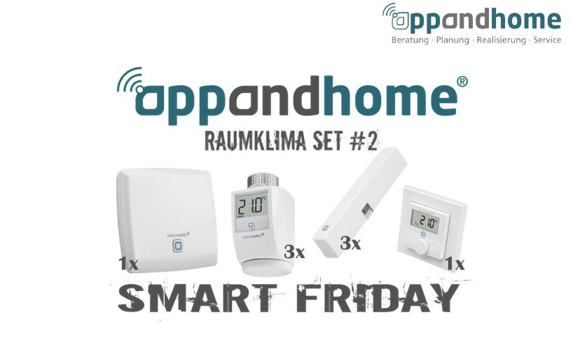 "Homematic IP Raumklima Set ""2"""
