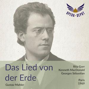 """[Opera Depot] Gustav Mahlers """"Das Lied von der Erde"""" als Gratis-Download"""