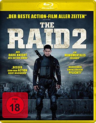 The Raid 2 - Ungeschnittene Fassung (Blu-ray) für 5€ (Amazon & Saturn)