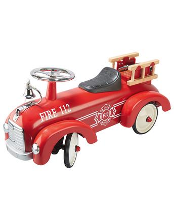 Goki Rutsch Auto Feuerwehr