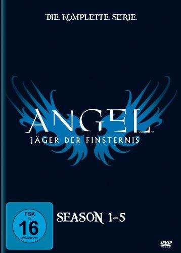 Angel - Jäger der Finsternis: Die komplette Serie, Season 1-5 (30 Disks DVD) für 27,99€ (Amazon Prime & Media Markt