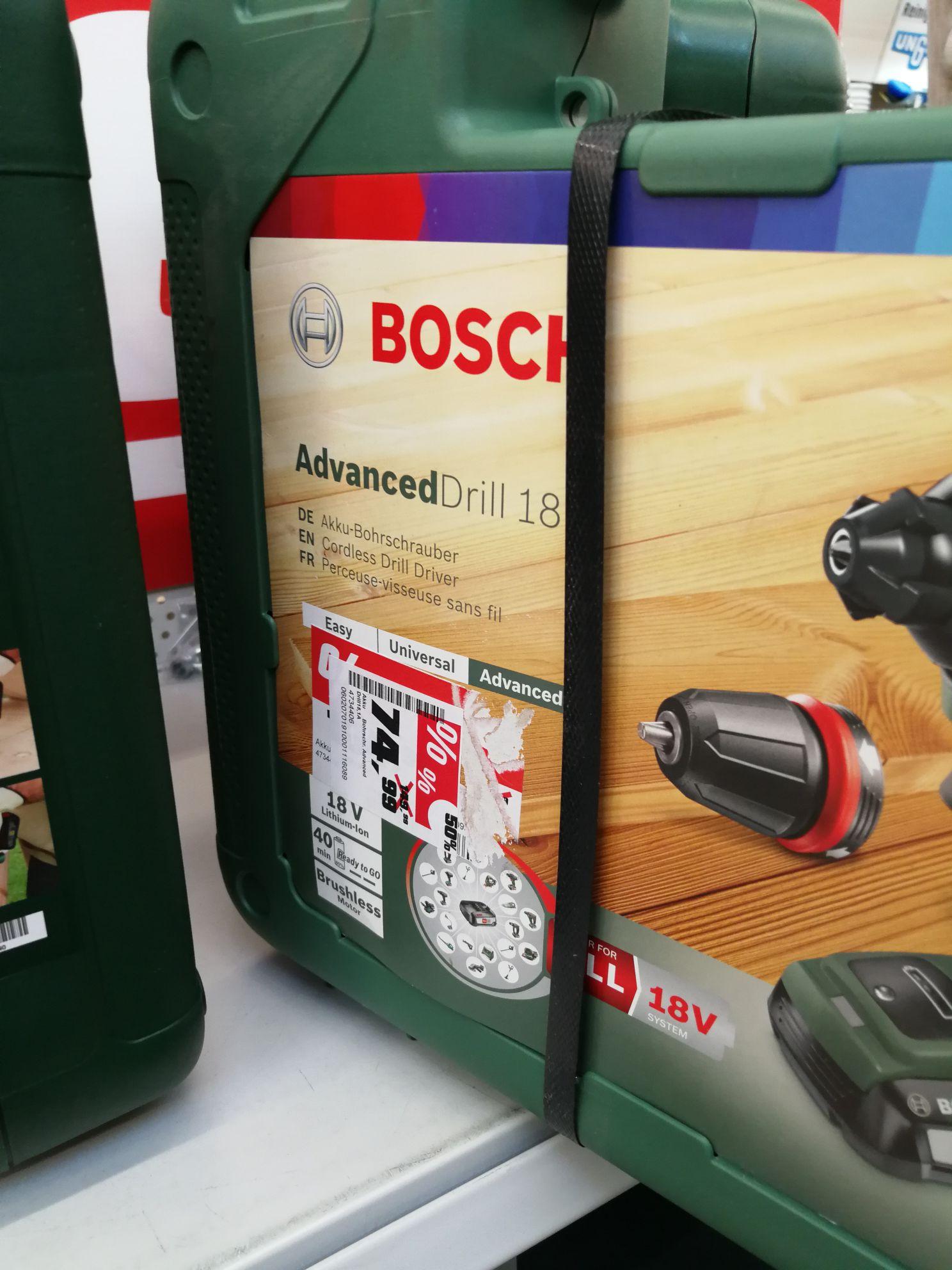 [OBI Hamm] Bosch Elektro Werkzeug Ausverkauf