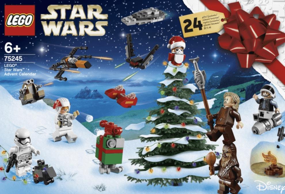 LEGO Star Wars Adventskalender 2019 [75245]