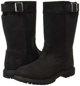 (Amazon ) div.Größen Timberland Damen Leder Nellie Pull on Waterproof Stiefel