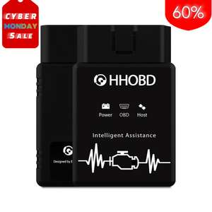 Cyber Monday Angebot EXZA HHOBD Bluetooth Diagnosegerät