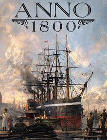 Anno 1800 nochmal günstiger im Flashsale (29.99€ Standard / 34.99€ Deluxe / 47.49€ Gold)