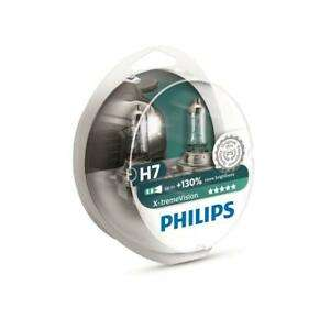 Philips X-tremeVision +130% H7 Glühlampe, 2 Stück
