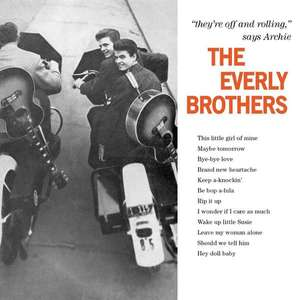 The Everly Brothers - The Everly Brothers [ Vinyl ]