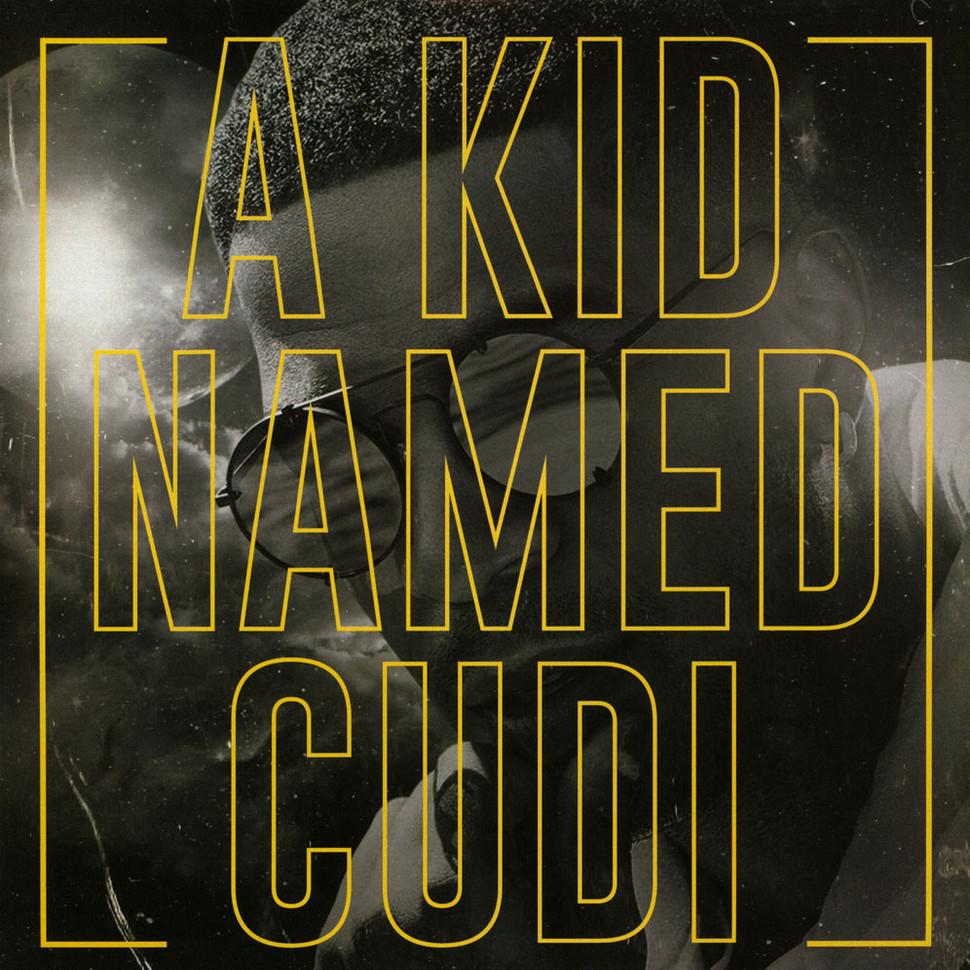 Kid Cudi - A Kid Named Cudi [ 2 LP ][ Clear/Foggy Vinyl ]