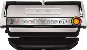 Tefal Kontaktgrill GC722D OptiGrill+ XL, 2000 W (Amazon UK)