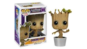 [Müller online] Funko Pop! 5104 Marvel: Guardians of the Galaxy - Dancing Groot Bobblehead Vinylfigur