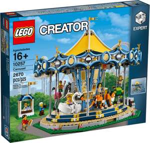 Lego Creator Karussell 10257 - Cyber Monday - 30 %