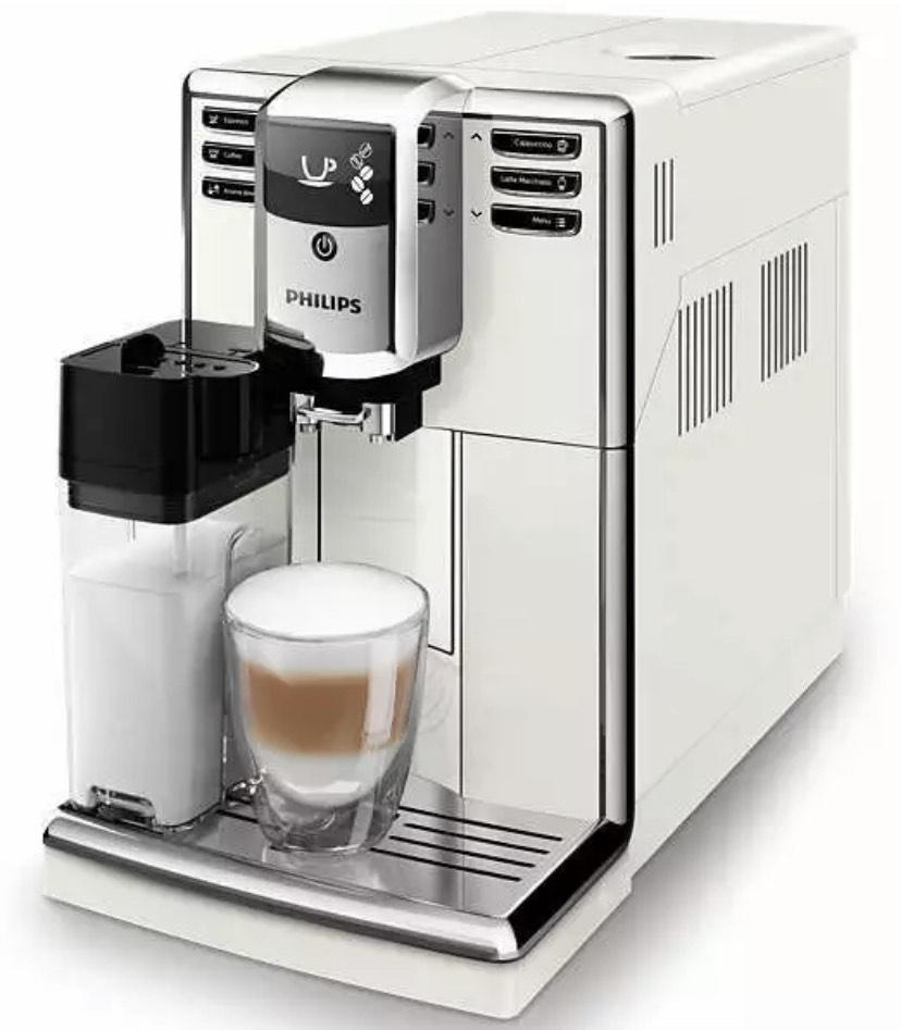 [Philips - eBay Shop] Philips 5000 series Kaffeevollautomat EP5961/10 - Weiß