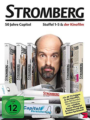 [Amazon Prime] Stromberg Box - Staffel 1-5 & der Kinofilm | 11 DVDs
