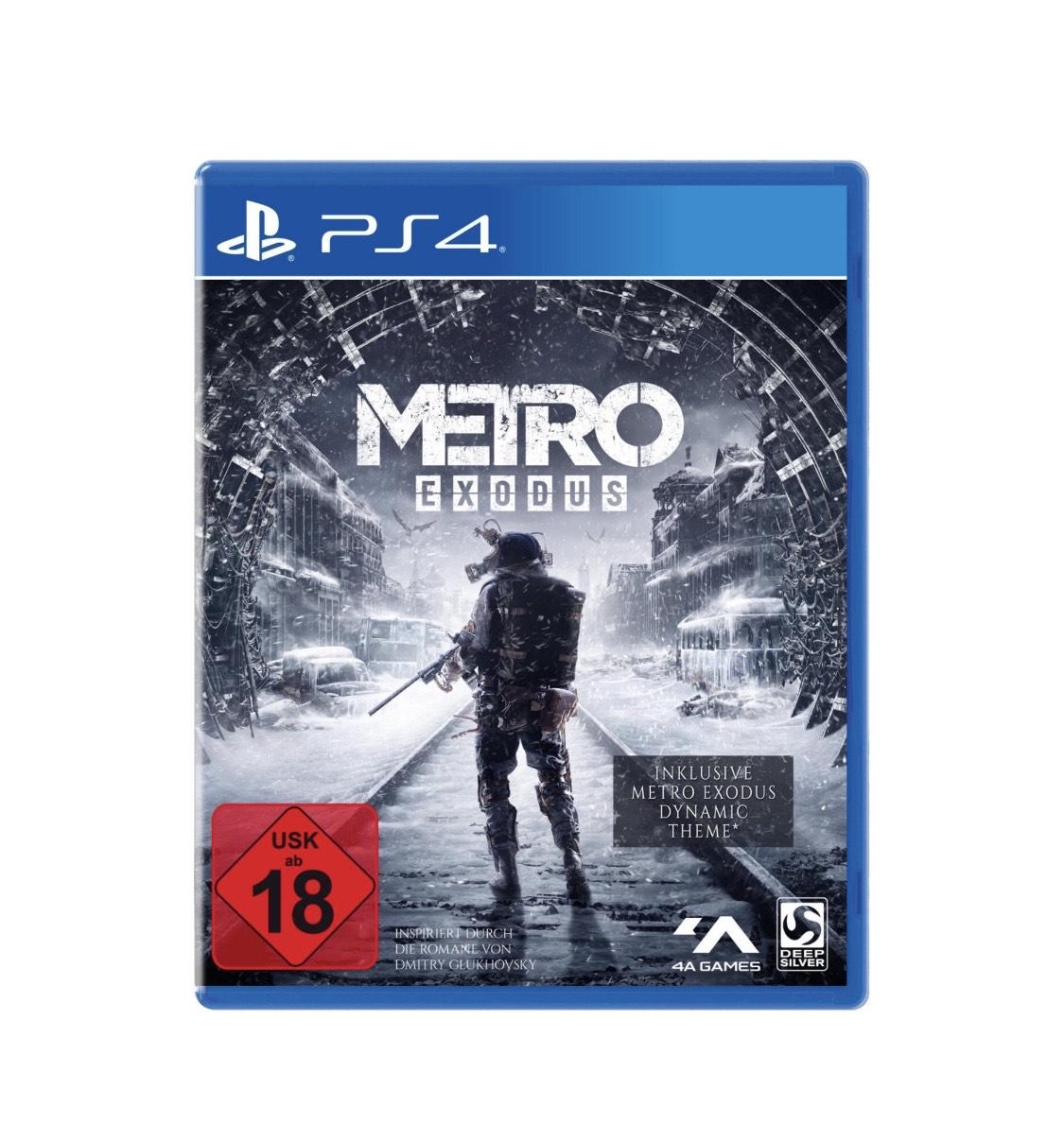 [Mediamarkt & Saturn] Metro Exodus - Day One Edition (PS4 & Xbox One)