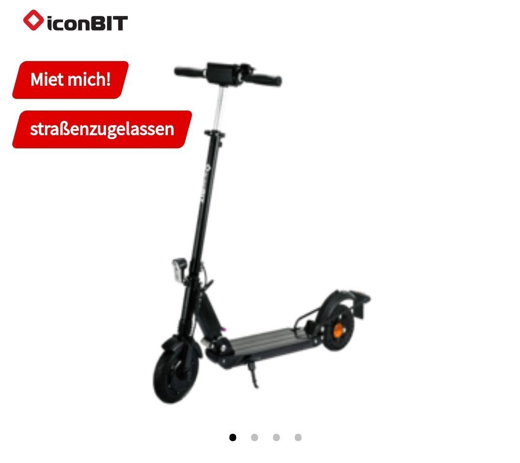 ICONBIT E-Scooter ab 18 Uhr für Media Markt Club Mitglieder