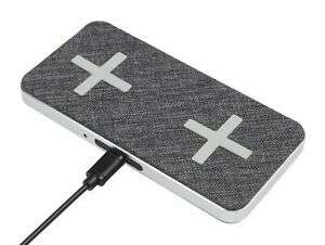 Xtorm Qi Dual Charging Pad XW205 Magic