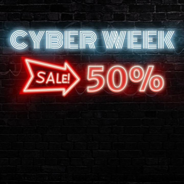 Lexware Cyber Week, 50% auf Software für Buchhaltung, Lohn+Gehalt, Financial Office, Faktura+Auftrag sowie Warenwirtschaft