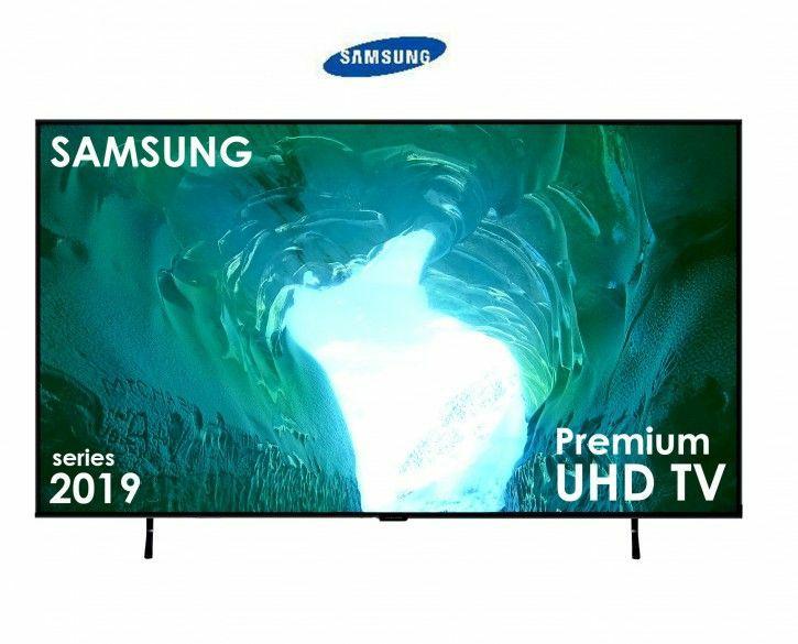 Samsung UE65RU8009UXZGLED TV (Flat, 65 Zoll/163 cm, UHD 4K, SMART TV)
