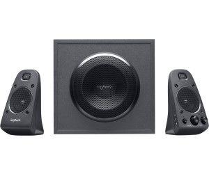 Logitech Z625, 2.1 Lautsprechersystem, Schwarz [Amazon]