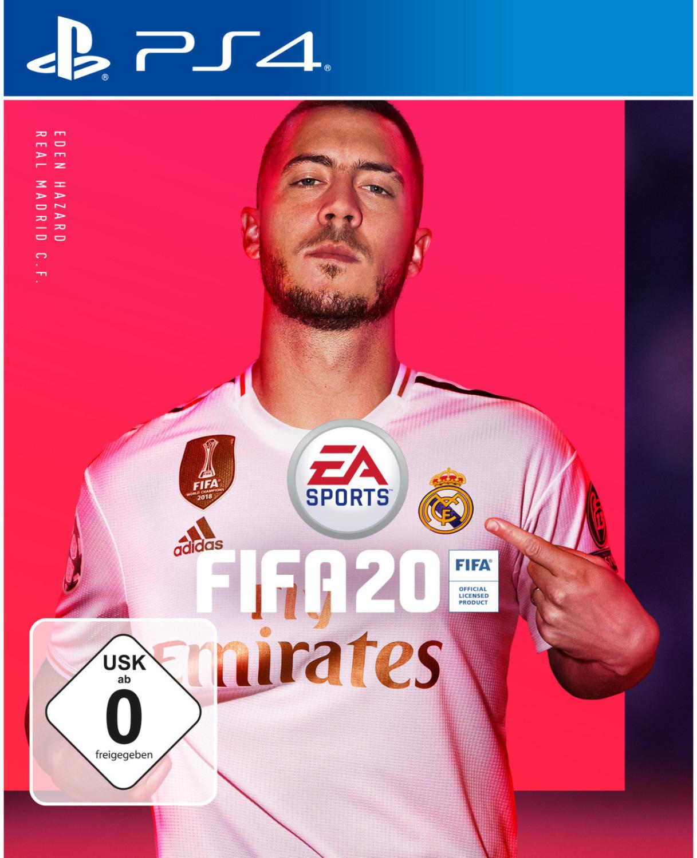 Lokal Conrad Mainz o. Berlin Schöneberg: Fifa 20 PS4 Playstation 4 für 34,45€