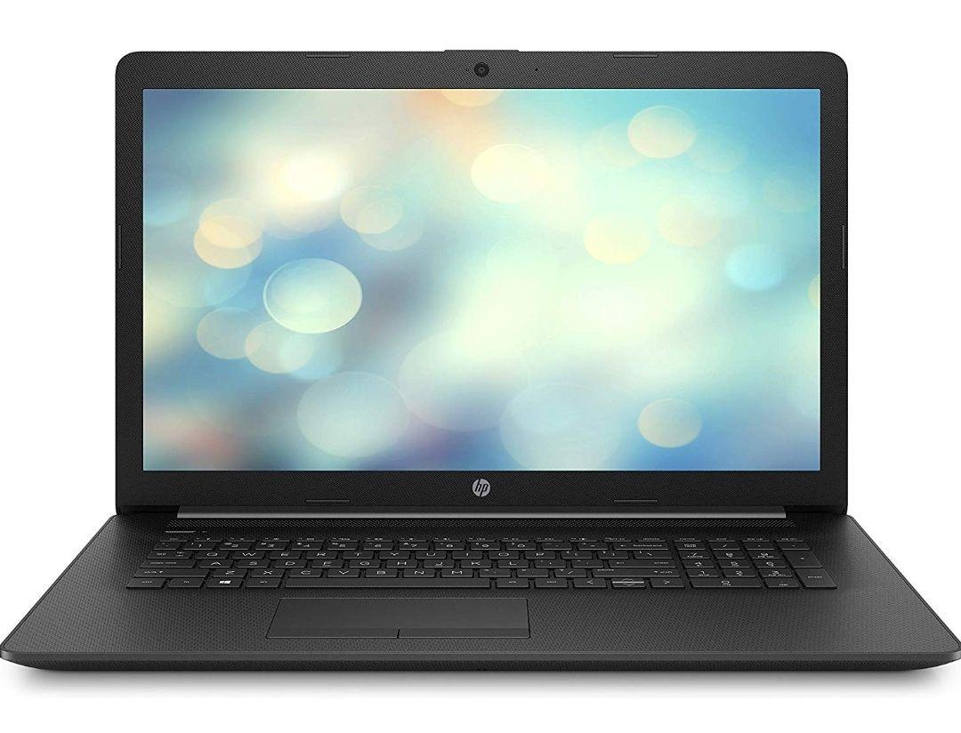 HP 17-ca0215ng (17,3 Zoll / HD+) Notebook (AMD A4-9125, 4GB RAM, 256GB SSD, AMD Radeon R3, ohne Betriebssystem) schwarz