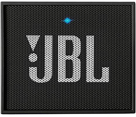 JBL GO+ kleine Soundbox, tragbarer Bluetooth-Lautsprecher, bis zu 5 Stunden kabellos Musik streamen mit nur einer Akku-Ladung [Amazon Prime]