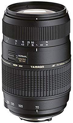 "Objektiv Sammeldeal z.B Tamron AF017NII-700 AF 70-300mm 4-5,6 Di LD Macro 1:2 digitales Objektiv mit ""Built-In Motor"" für Nikon [Amazon]"