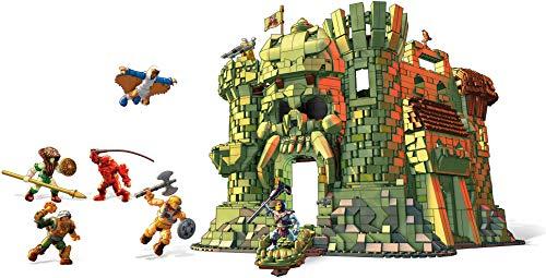 Mega Construx GGJ67 - Masters of the Universe Castle Grayskull Bauset mit 3508 Bausteinen [Cyber Monday Deal]