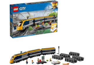 LEGO City - Personenzug (60197) - Bei Saturn-Marktabholung nur 79,99 Euro