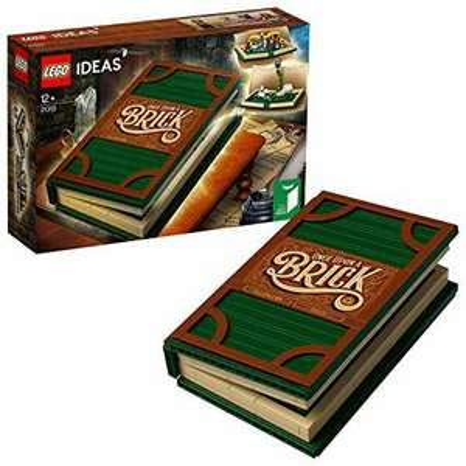 [Lego Shop] LEGO Ideas - Pop-Up Buch (21315)