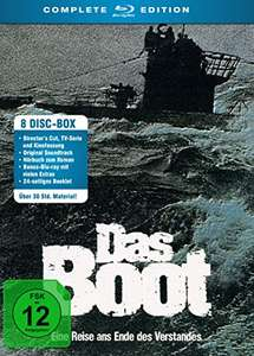 [Amazon] Das Boot - Complete Edition Blu-ray (8 Discs)