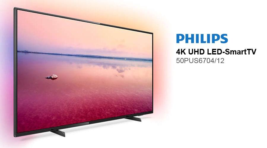 50PUS6704 für 409€ bei Amazon [380,37€ bei WHD]