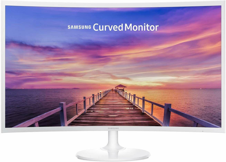 """Samsung Curved Monitor C32F391FWU, 32"""", 16:9 Curved, VA, Full HD, 4ms, 60Hz, 1x DP, 1x HDMI, VESA"""