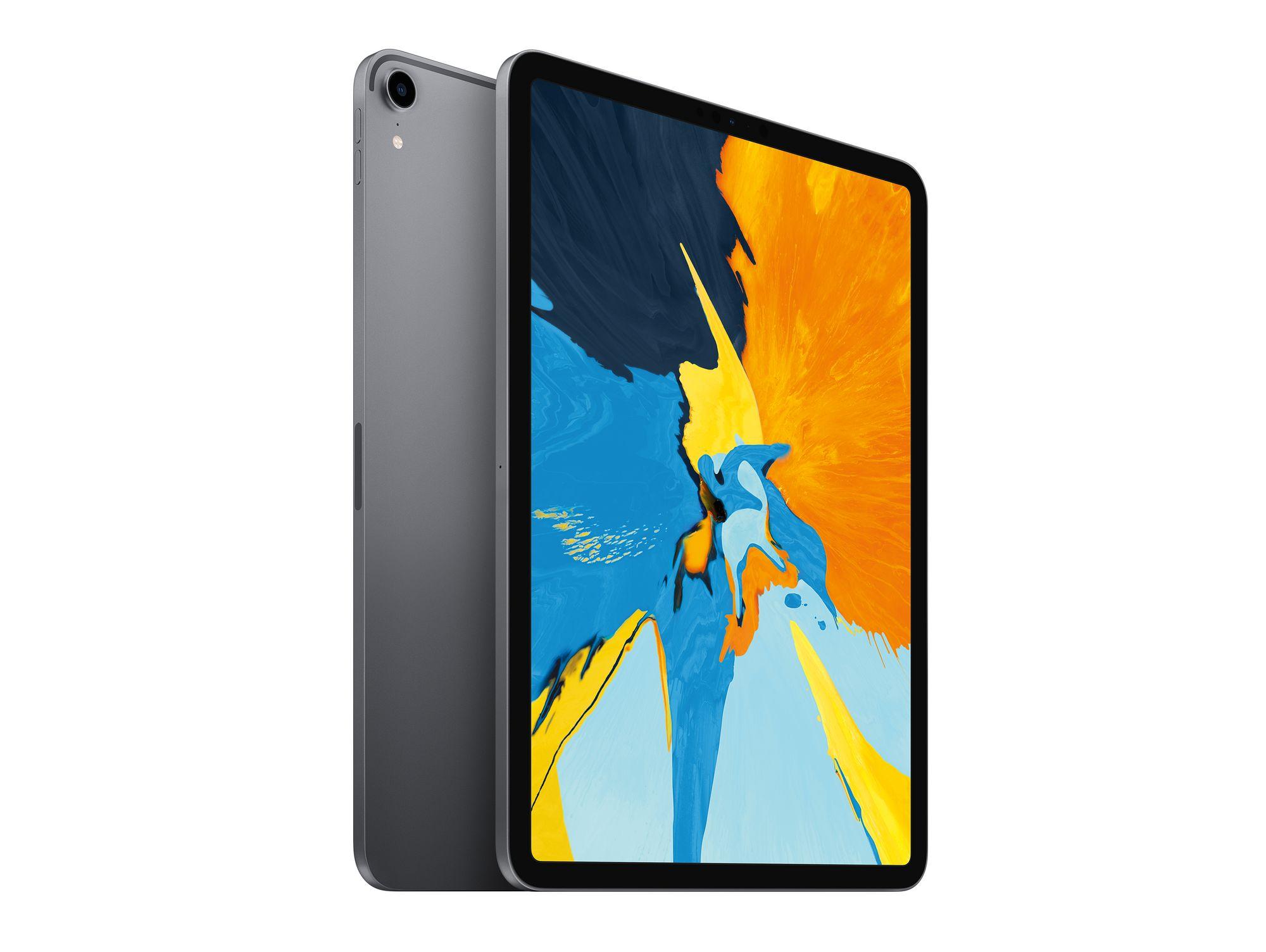 "[gravis] Apple iPad Pro 11"" 64GB Wi-Fi, Space Gray 2018 (MTXN2FD/A / MTXN2KN/A)"