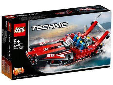 Lego bei Lidl - z.B. 2 in 1 Rennboot (42089)