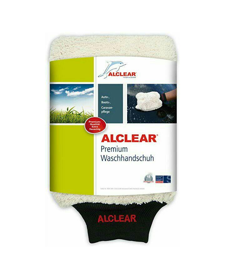 [Amazon Prime] ALCLEAR Mikrofaser Handschuh und Felgenhandschuh