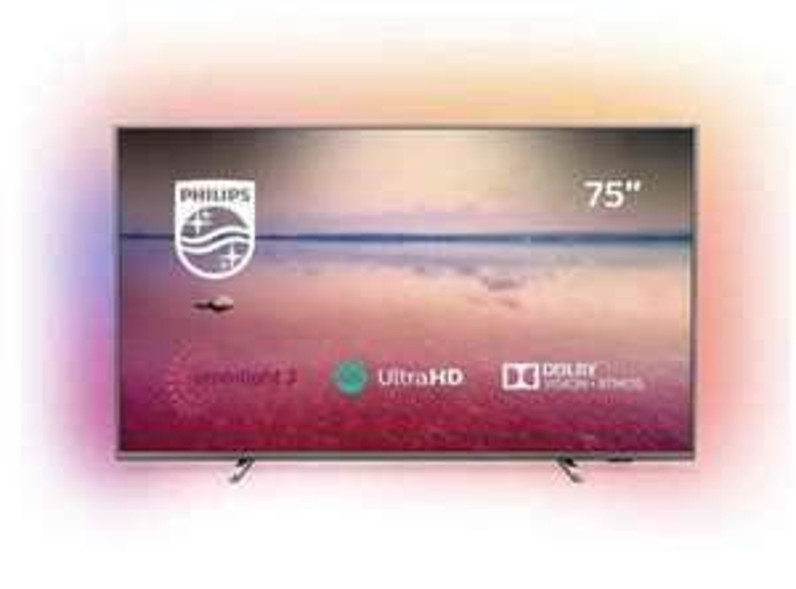 Philips 75PUS6754/12 75 Zoll Ultra HD LCD-Technologie 2019 für 1199€ inkl. Porto