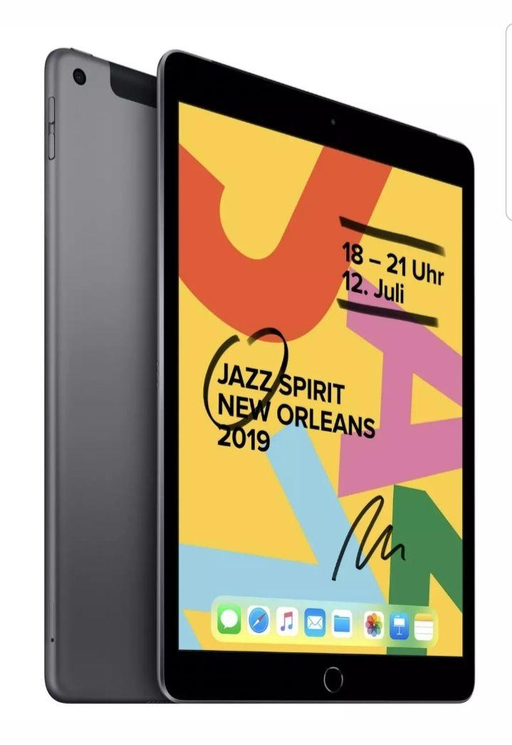 [Ebay] Apple iPad 2019 128gb Cellular mit Powermonday-Rabattcode