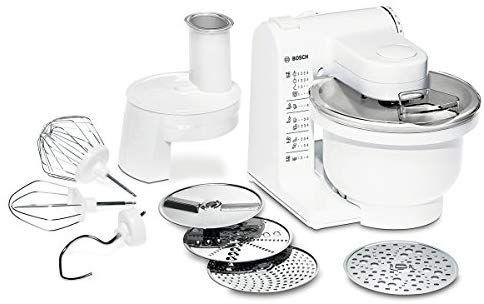 [Amazon.de] Bosch MUM4427 Küchenmaschine mit 4 Scheiben (500W)