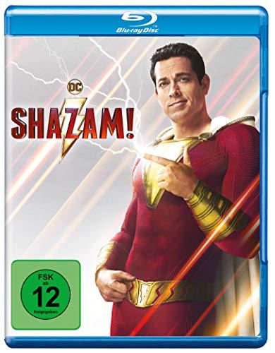 (Amazon Prime) Shazam Blu-ray