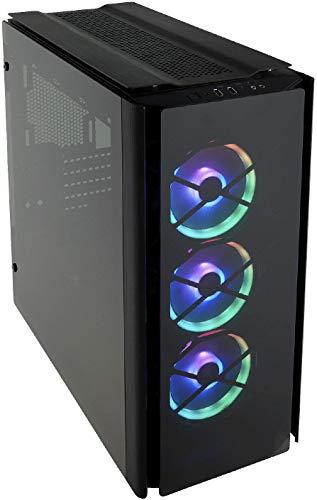 Corsair Obsidian 500D RGB Special Ed Midi-Tower - schwarz Window
