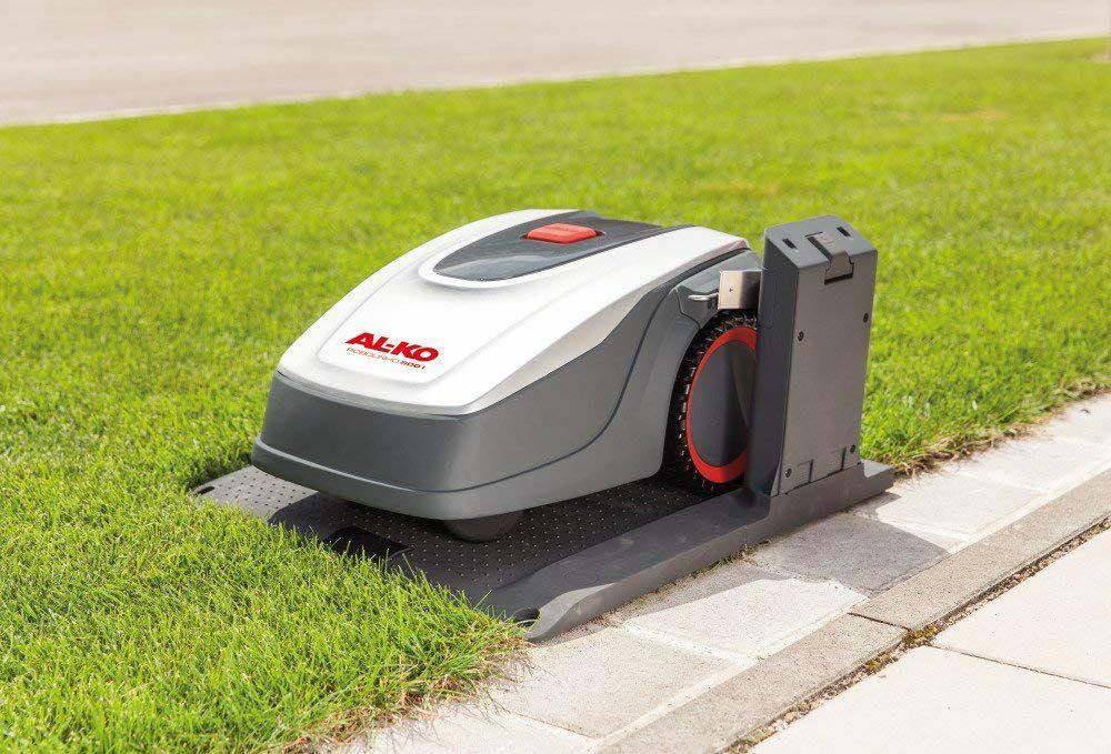 [Amazon Blitzangebot] AL-KO Mähroboter Robolinho 500i für Rasenflächen bis 500m² (mit Smart Garden Anbindung)