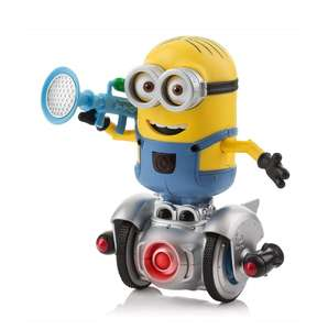 [Amazon Prime] WowWee 0868 - Minions Mip Turbo Dave Roboter Spielzeug (App-Steuerung)