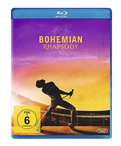 Bohemian Rhapsody (Blu-ray) für 6,97€ (Amazon Prime)