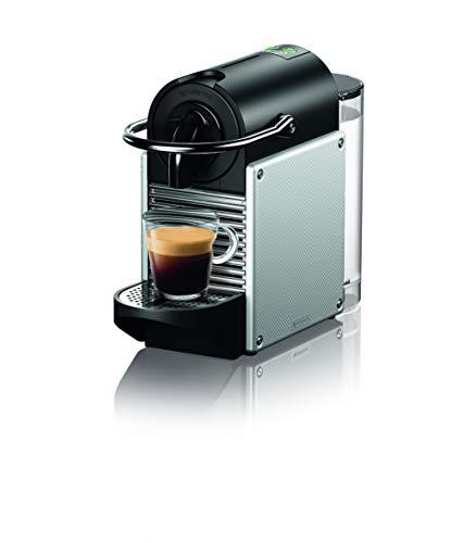 [Amazon]De'Longhi EN 124 EN124.S Kapselmaschine Pixie + 40€ Nespresso Gutschein