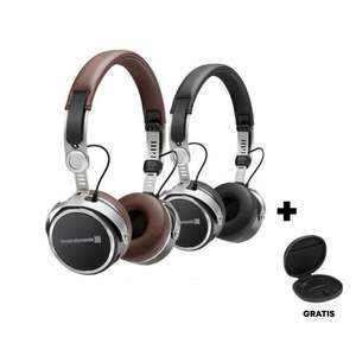 AVENTHO WIRELESS + Case + Beat Byrd 319€ Mobiler Tesla Bluetooth®-Kopfhörer mit Klang-Personalisierung