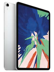 "Apple iPad Pro 11"" - 2018 - WiFi - 64GB - SILBER/SPACE GRAU"