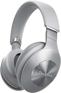 Over-Ear Kopfhörer Technics EAH-F70NE (Noise Cancelling, 28 Ω, 4-40.000 Hz, 20 Stunden Betriebszeit, Bluetooth 4.2 aptX,aptX HD,LDAC, 292g)